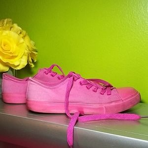 Vty sneakers pink  Size 40 (Fit US 8)